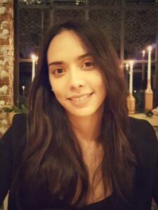 Andrea Reagon, Visual Designer