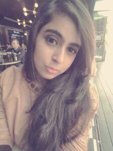 Saima Abdul, physiotherapist